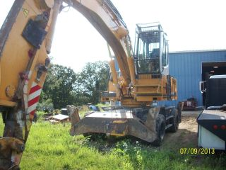 Liebherr 934b Litronic Excavator photo