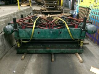 Airam 70 Ton Phumatic Press photo