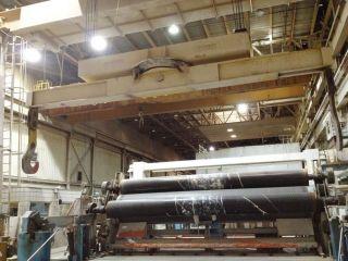 40 Ton P & H Double Drop Single Leg Gantry Crane,  S/n 27141 photo