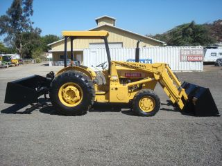 Holland 545d 4x4 6 Way Ganon Box And Serviced With La City Since photo