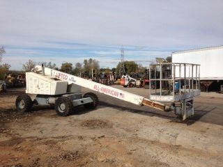 Mark Lift Telescopic Boom Lift 42 ' Lift photo
