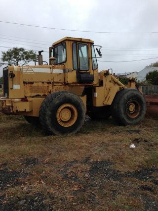 Payloader Fiat photo