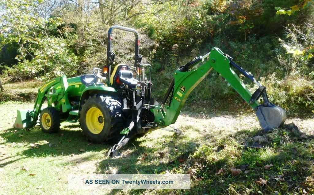 Backhoes For Compact Utility Tractors – Wonderful Image Gallery