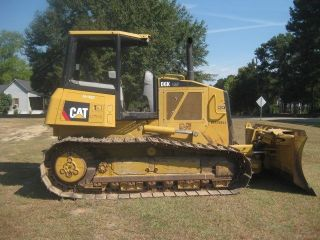 2008 Cat D6k Lgp W/ 3400 Hours photo