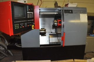 Emco Cnc Lathe photo