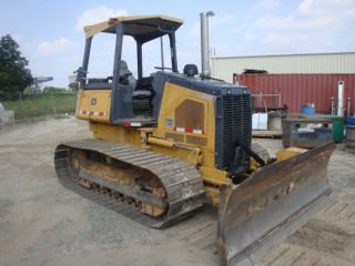2008 John Deere 550j Lgp Dozer photo