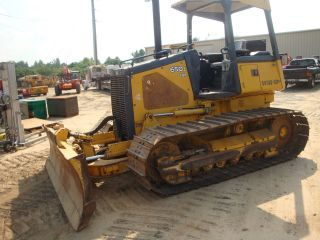 2006 John Deere 650j Lgp Dozer photo
