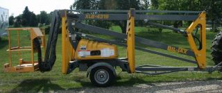 Bil - Jax Xlb - 4319 2005 Hydraulic Boom Lift photo