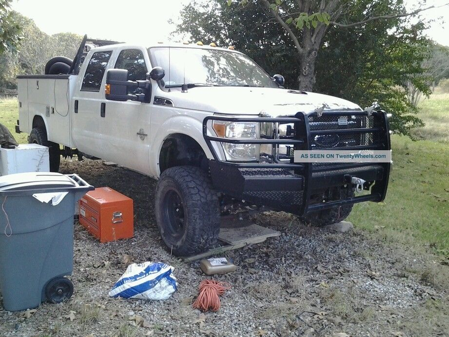 Used Ford F 650 4x4 Utility Trucks For Sale Autos Post