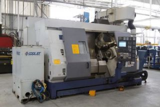 2002 Mori Seiki Mt - 2000sz 5 - Axis Cnc Mill/turn Center photo