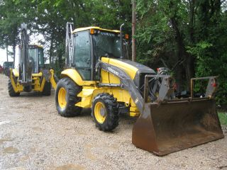 2005 Volvo Bl70 4x4 Backhoe Ext - A - Hoe Cab Ac 2950 Hours photo