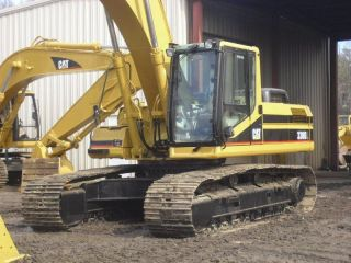 Caterpillar 330bl photo