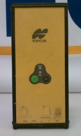Topcon Legacy - E Base Station Gps And Glonass Firmware V2.  6 Rover (1hz) photo