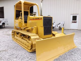 Dozer John Deere 400g photo