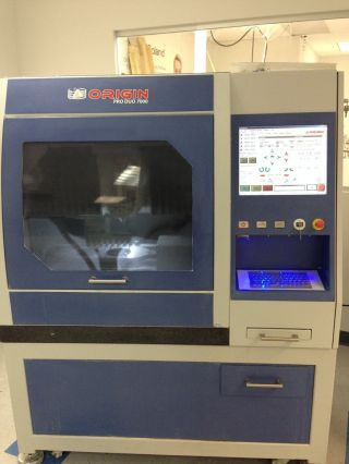 Origin Pro Duo 7000 Yenadent Cnc Mill photo