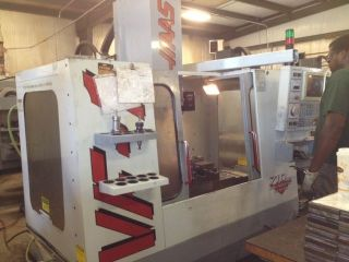 1997 Haas Vf1 Cnc Vertical Machining Center 20x16 Mill Ct40 Milling Machine photo
