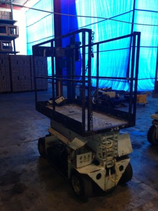 Mark Industrial Scissor Lift J14 photo
