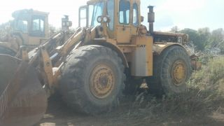 Cat 988 Loader 87a 593 photo