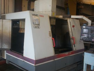 Dynapath Cnc Tree Vmc 1060/24 Vertical Machining Center 40 X 20 Travel photo