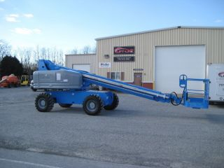 Genie S60,  60 ' Lift photo