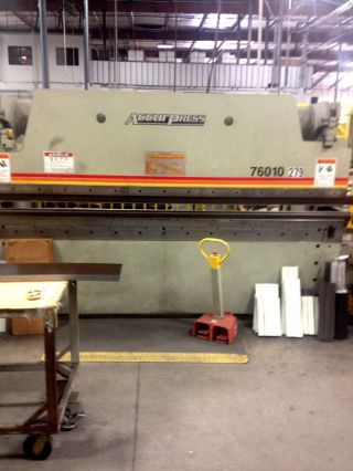 Press Brake Accurpress photo