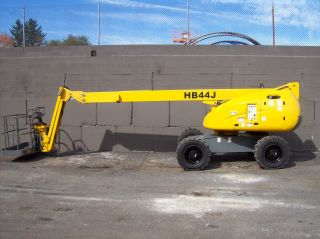 Haulotte Hb44j Telescopic Diesel Boom Lift photo