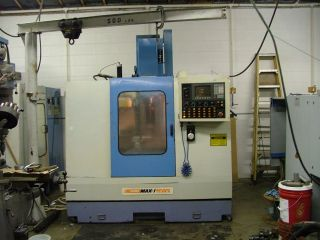 1995 Supermax Max 1 Rebel Machining Center photo
