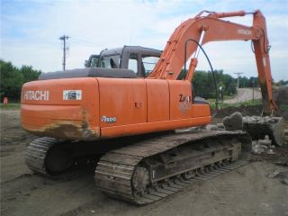 2005 Hitachi Zx200lc Excavator photo