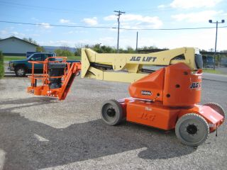 Jlg E450aj,  45 ' Electric Lift photo