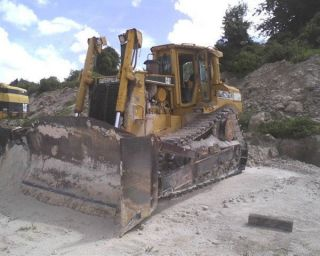 1998 Caterpillar D8r Crawler Dozer photo