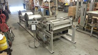 Welty Way Econo Shear,  4 Cradles,  4 Foot Rolls photo