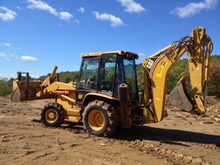2006 Caterpillar 420d Backhoe - Backhoe Loader - Excavator - Backhoe photo