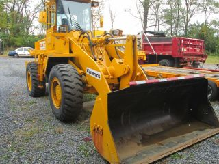 1999 Samsung Sl 120 - 2 Wheel Loader photo