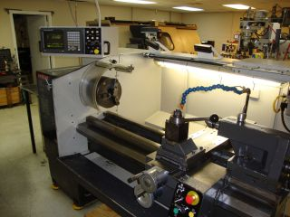 Nardini Fast Trace 17x40 Cnc Teach Lathe photo
