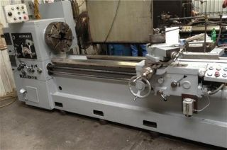 Rebuilt In 2008 Kuraki Kh6 - 30 Heavy Duty Hollow Spindle 25x120 Engine Lathe photo