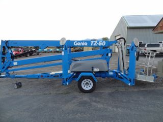 Genie Tz - 50 Lift photo