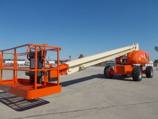 2005 Jlg 800s Aerial Manlift Boom Lift Man Boomlift Fresh Paint & Service photo