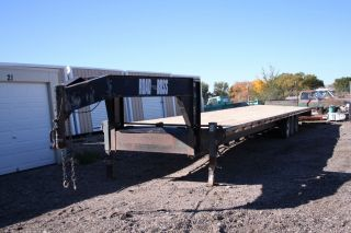 Rolloff Gn Gooseneck Dump Trailer Americanlisted together with Road Boss Flat Bed Gooseneck Trailer Deck Thumb Lgw together with  together with Flatbed Hyd Dovetail X furthermore . on 24 foot gooseneck flatbed trailer
