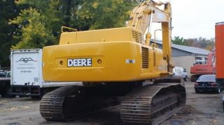 2005 Deere 450clc Excavator photo
