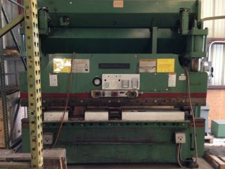Cincinnati 90 Ton Press Brake 120