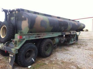 Aviation Semi Tanker W/diesel Engine 5000 Gallon Capacity Under Wing Refueling photo