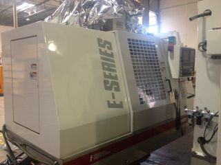 2000 Okuma Es - V4020 Cnc Veritical Machining Center Mill Osp U10m Ctrl Rigid Tap photo