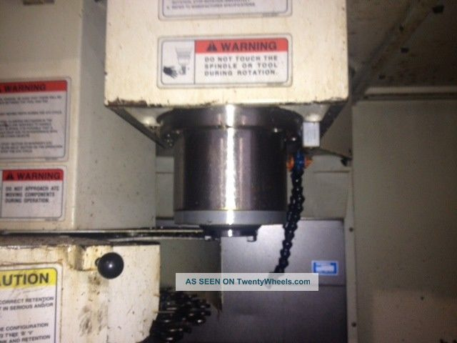 2000 Okuma Es V4020 Cnc Veritical Machining Center Mill