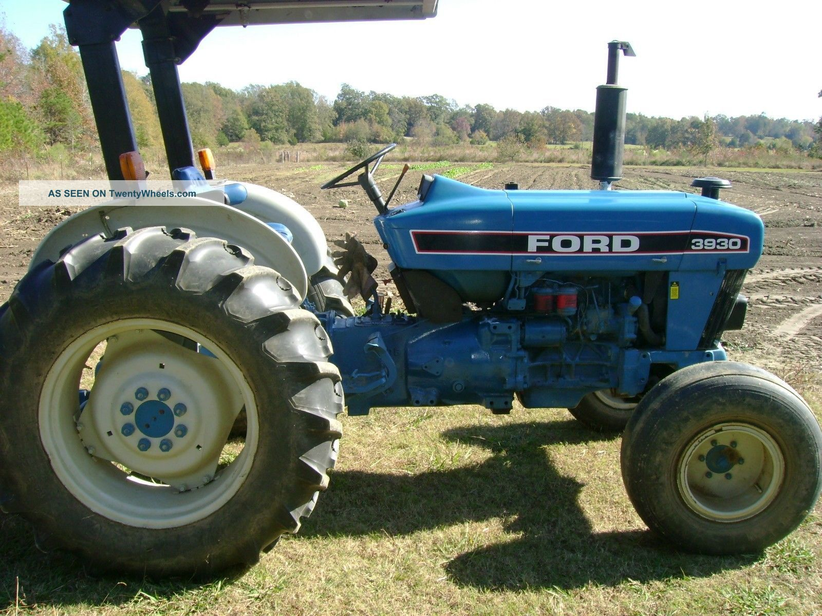 Ford Tractor Rims : Ford tractor rims