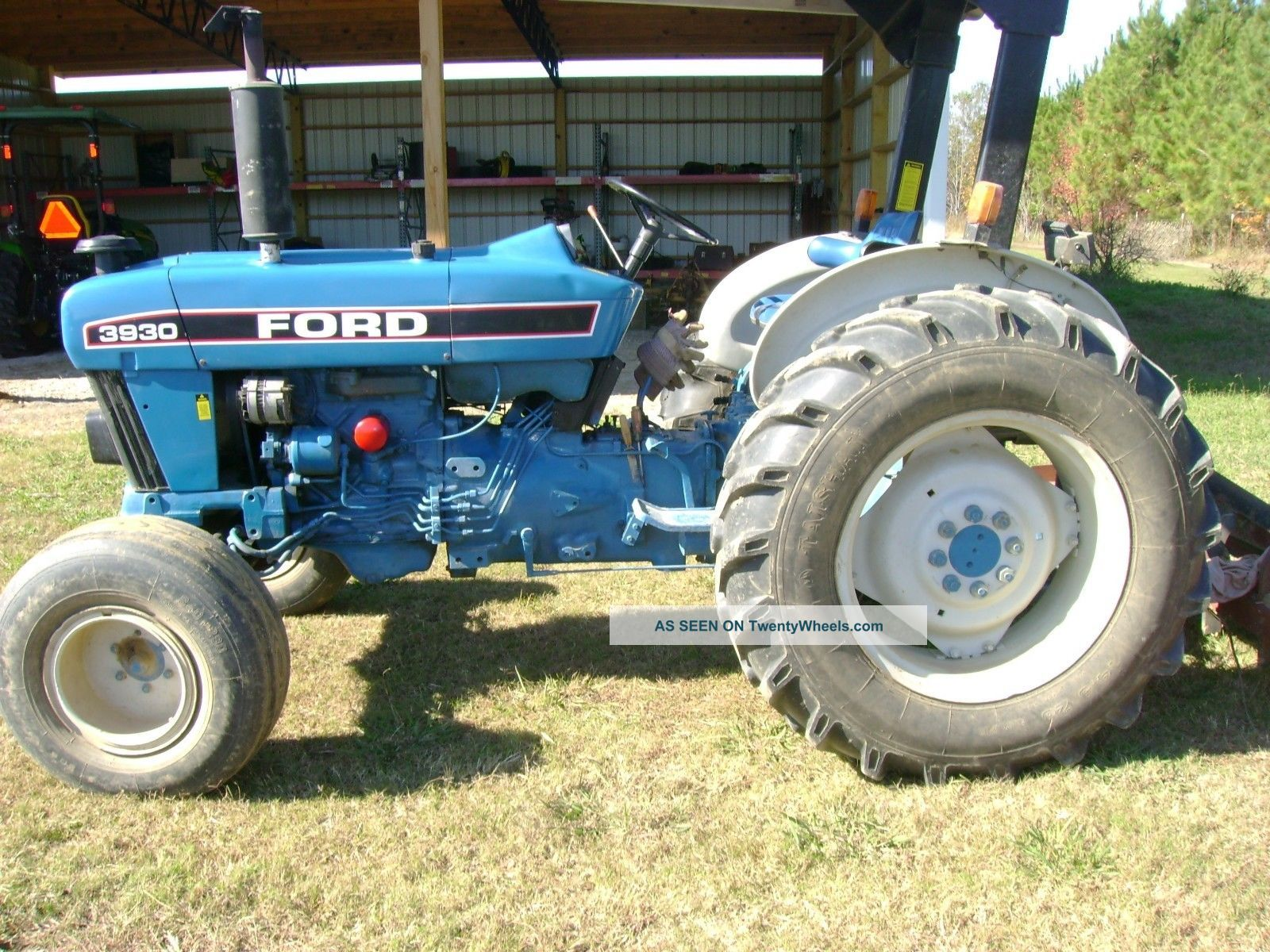 Ford Tractor Wheels : Ford tractor rims