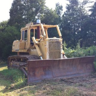 1986 Dresser Td25g Crawler Dozer Bulldozer photo