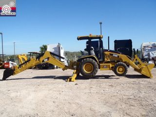 2001 Caterpillar 420d 4x4 Backhoe Loader (gm104794) photo