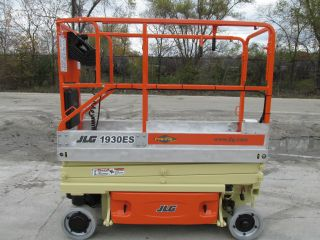 2005 Jlg 1930es Scissor Lift Manlift Boom Aerial Genie Skyjack photo