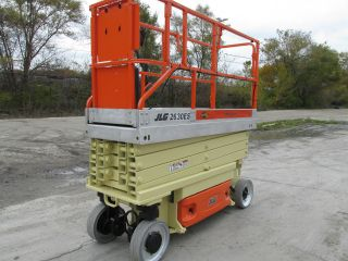 2005 Jlg 2630es Scissor Lift Manlift Boom Aerial Genie Skyjack photo