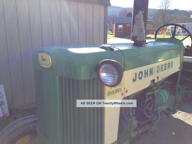 Older Restoration John Deere 435 Antique & Vintage Equip Parts photo